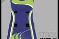 Netball E-Line Dress